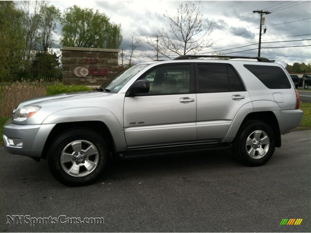 2005 Toyota 4runner Sr5 4x4 In Titanium Metallic 043973
