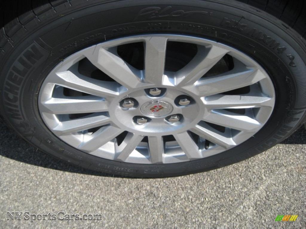 2012 Cadillac Cts 4 3 0 Awd Sedan In White Diamond Tricoat