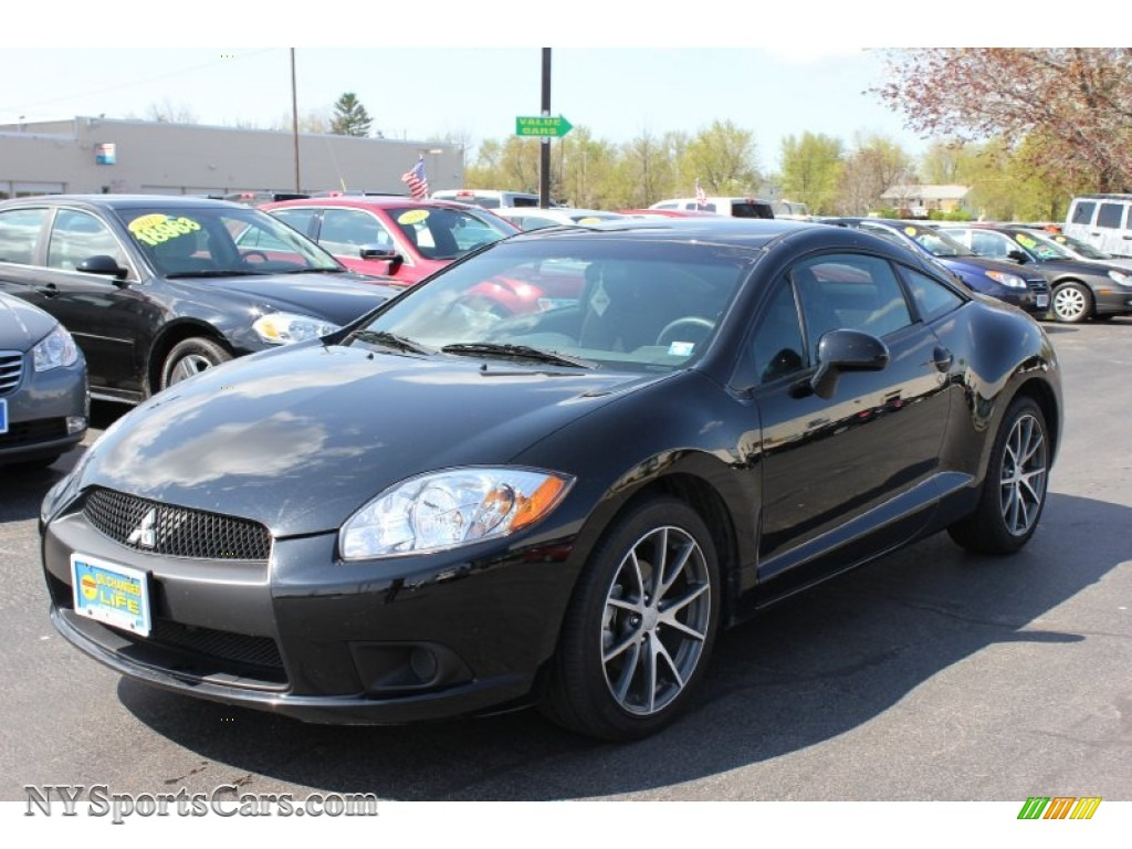 2012 mitsubishi eclipse gs coupe in kalapana black. Black Bedroom Furniture Sets. Home Design Ideas