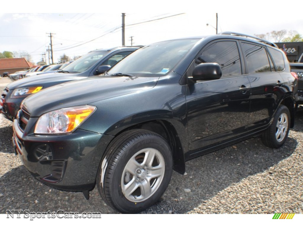 2009 toyota rav4 4wd in black forest pearl photo 9 016718 cars for sale. Black Bedroom Furniture Sets. Home Design Ideas