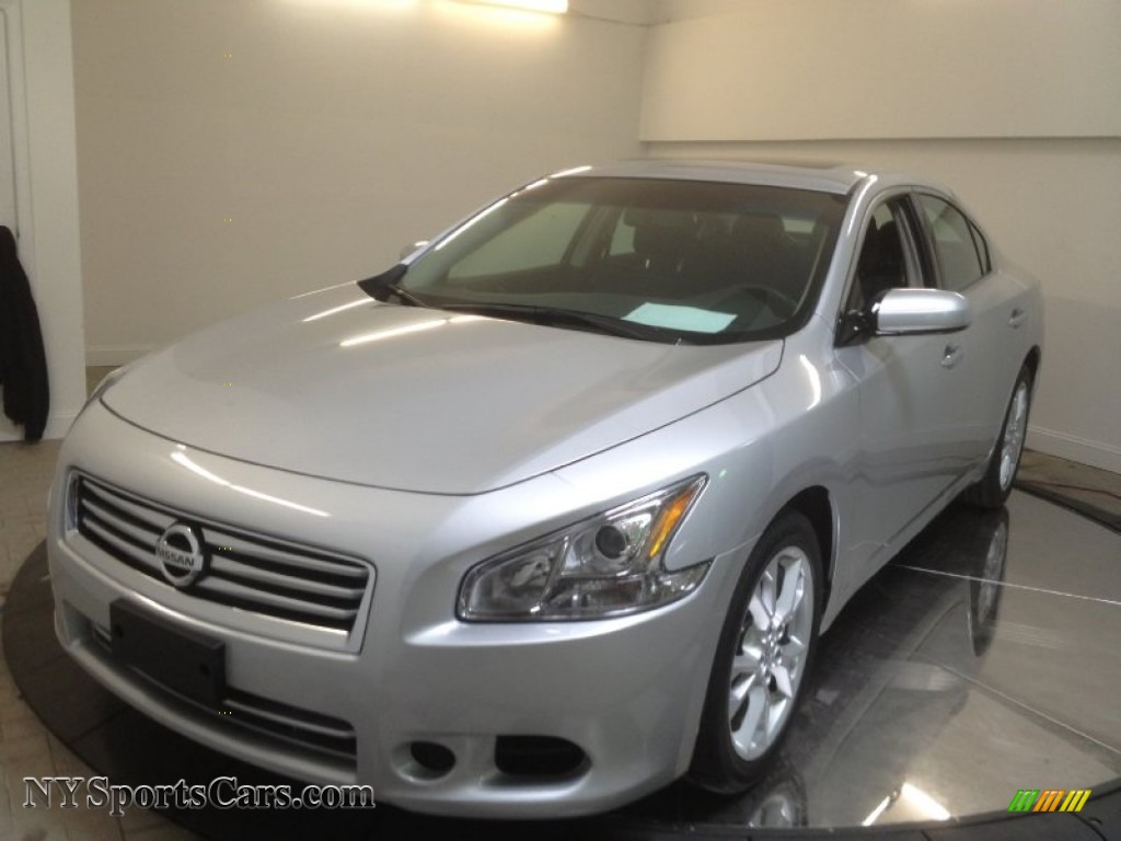 2012 nissan maxima 3 5 sv in brilliant silver photo 15 801242 cars for. Black Bedroom Furniture Sets. Home Design Ideas