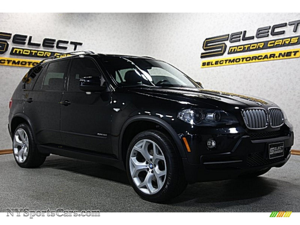 2009 bmw x5 xdrive48i in jet black photo 3 171528 cars for sale in new york. Black Bedroom Furniture Sets. Home Design Ideas