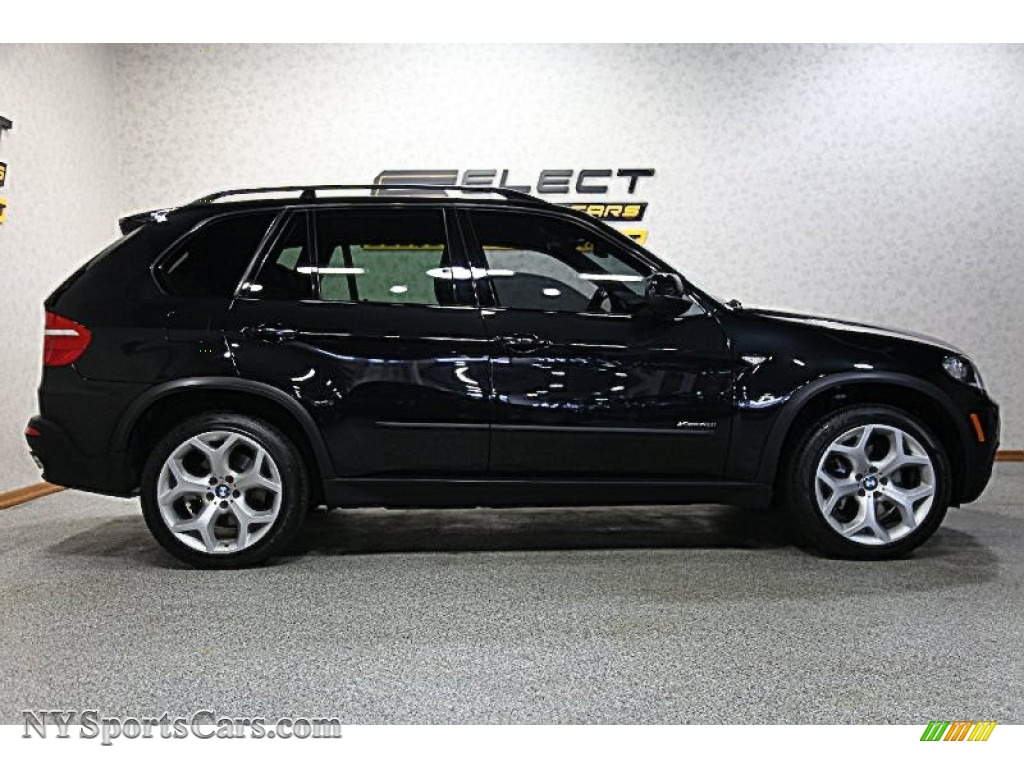 2009 bmw x5 xdrive48i in jet black photo 4 171528 cars for sale in new york. Black Bedroom Furniture Sets. Home Design Ideas