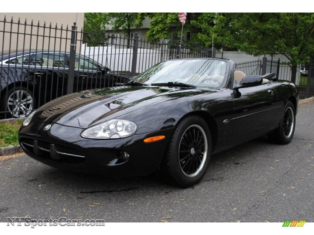 Northern Neck Chevrolet >> 2000 Jaguar XK XK8 Convertible in Anthracite Black Mica ...