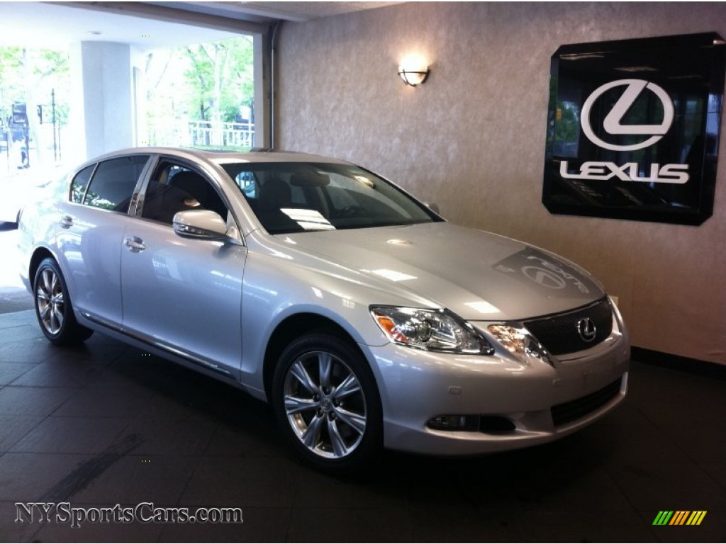 2010 lexus gs 350 awd in mercury metallic 027525 cars for sale in new york. Black Bedroom Furniture Sets. Home Design Ideas
