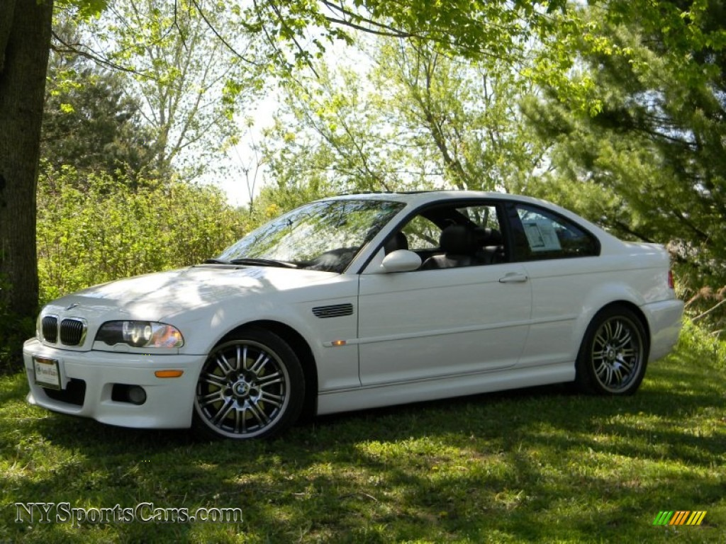 2004 bmw m3 coupe in alpine white photo 11 r24845. Black Bedroom Furniture Sets. Home Design Ideas