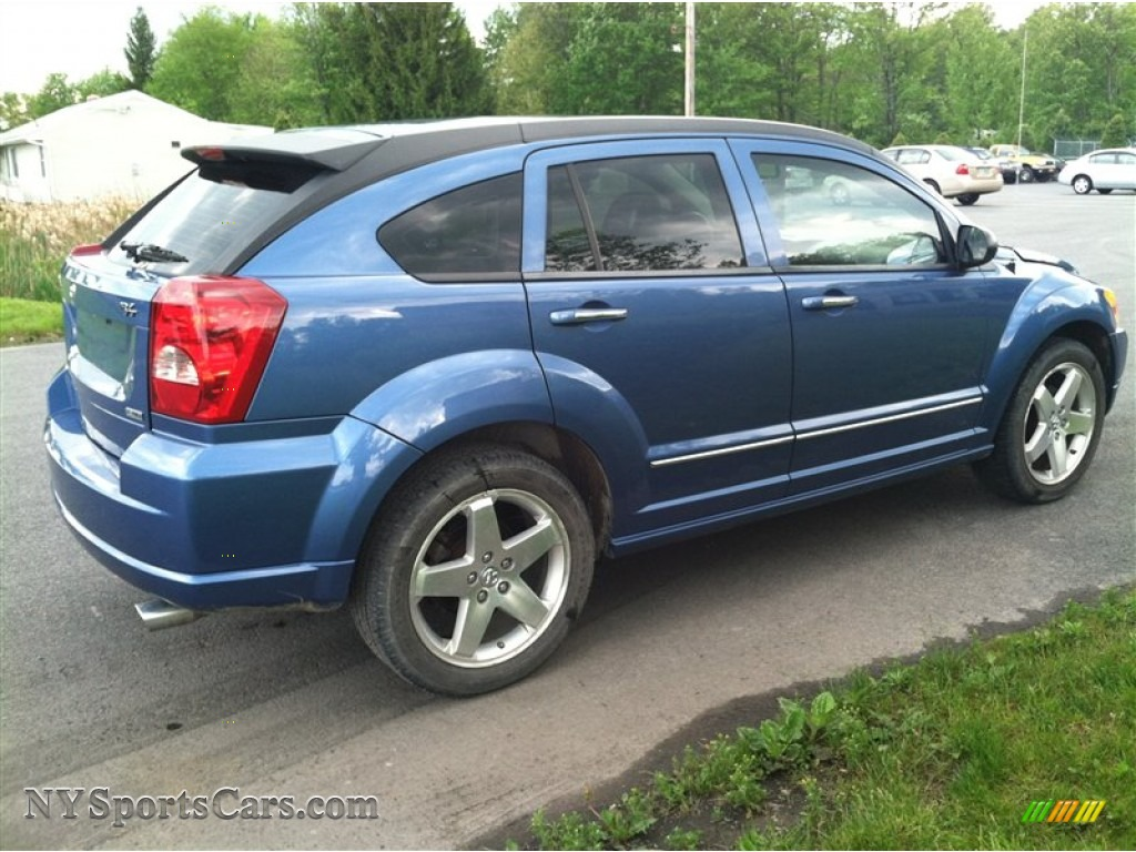 2007 dodge caliber r t awd in marine blue pearl photo 5 249407 cars for. Black Bedroom Furniture Sets. Home Design Ideas