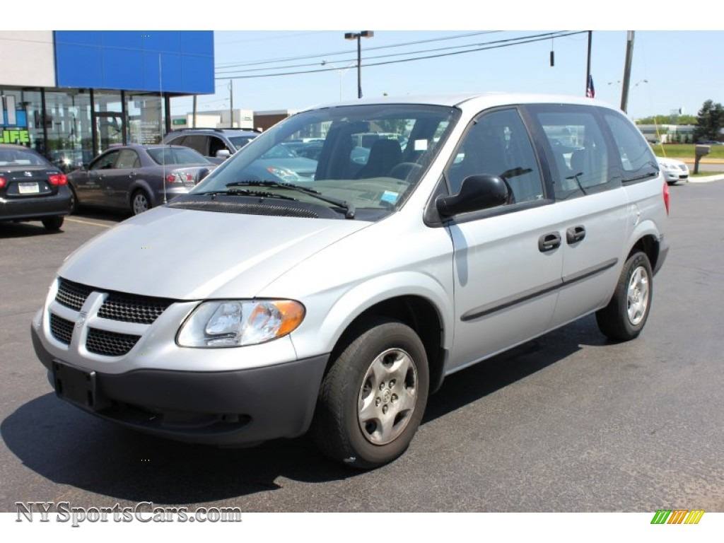 2003 Dodge Caravan Se In Bright Silver Metallic 144874 Nysportscars Com Cars For Sale In New York