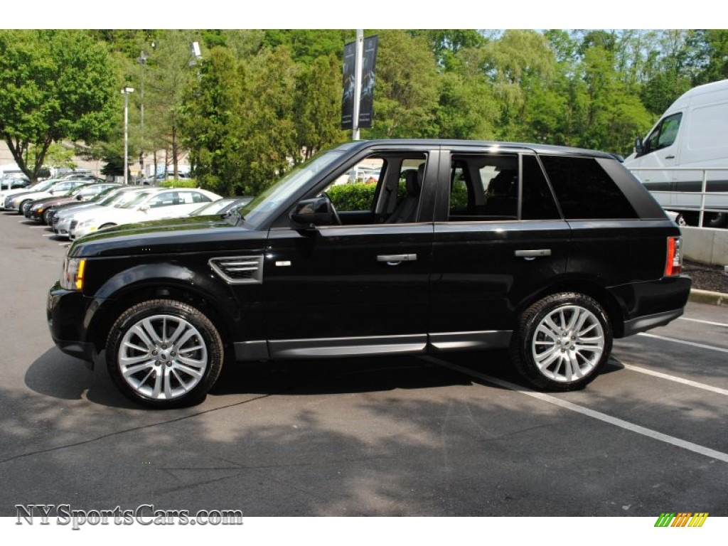 2011 land rover range rover sport hse lux in santorini black metallic photo 3 271545. Black Bedroom Furniture Sets. Home Design Ideas