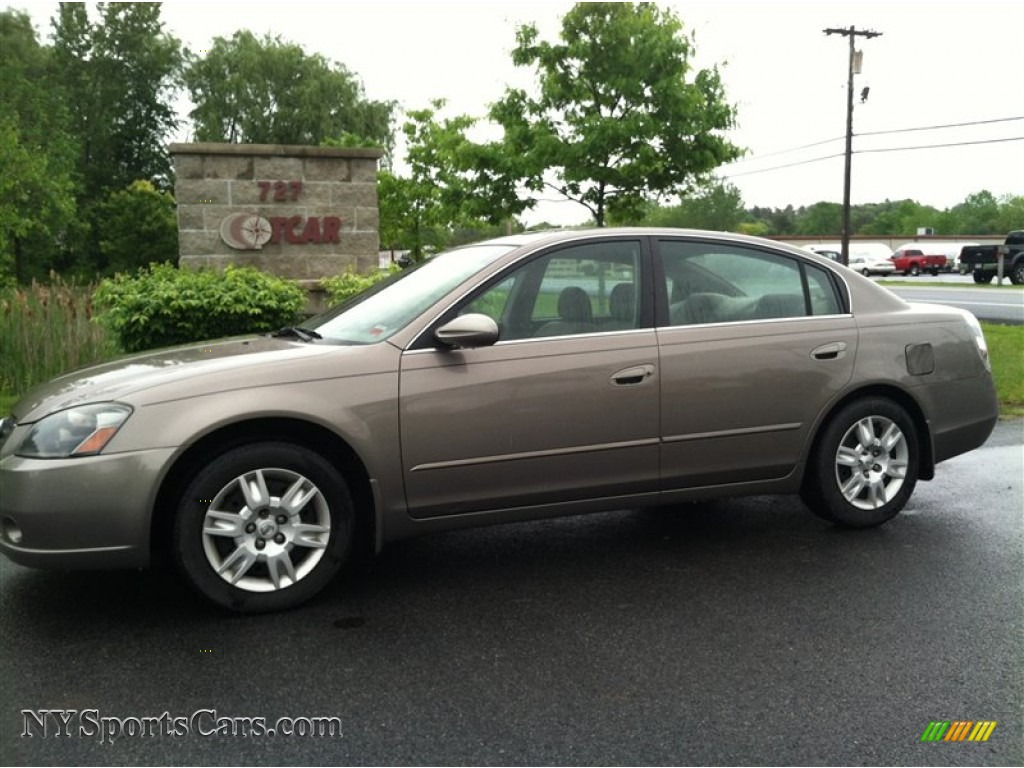 2005 nissan altima 2 5 s in coral sand metallic 186697 cars for sale in. Black Bedroom Furniture Sets. Home Design Ideas