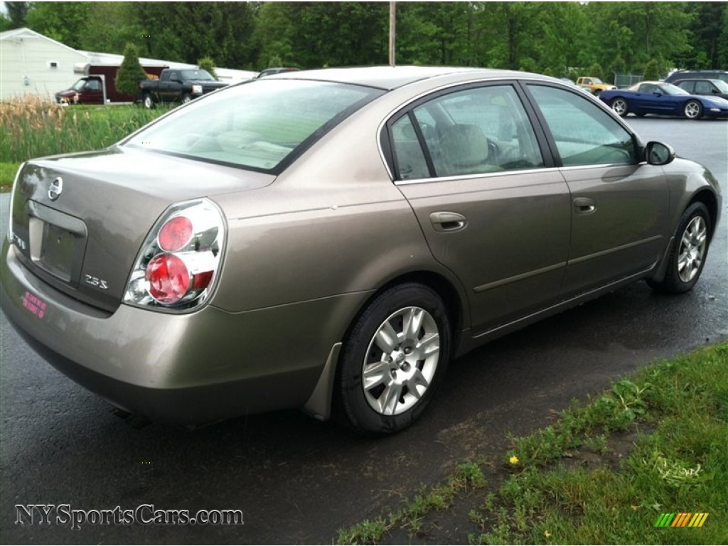 2005 nissan altima 2 5 s in coral sand metallic photo 5. Black Bedroom Furniture Sets. Home Design Ideas