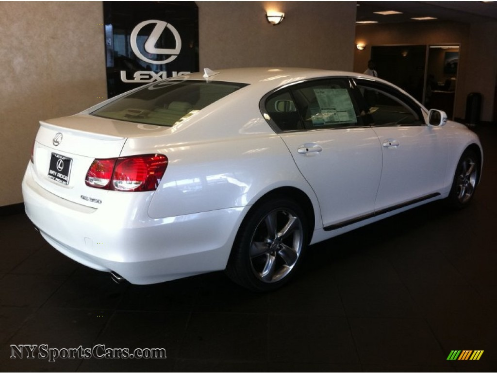 2011 lexus gs 350 in starfire white pearl photo 2. Black Bedroom Furniture Sets. Home Design Ideas