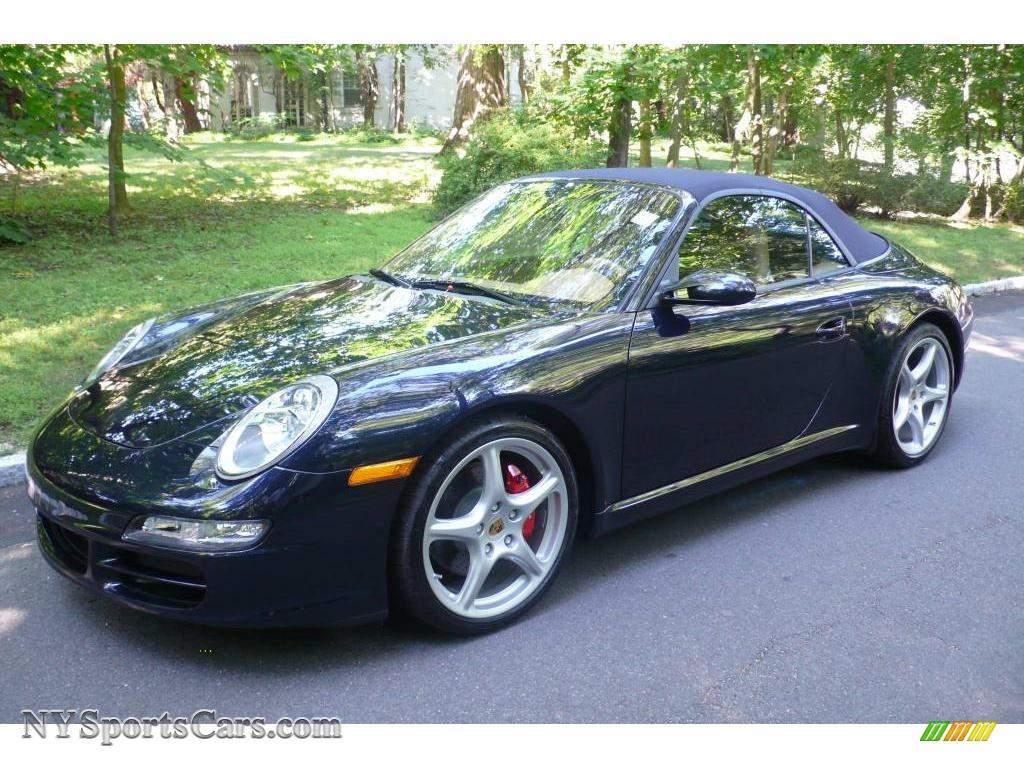 2014 Ford Escape For Sale >> 2008 Porsche 911 Carrera S Cabriolet in Midnight Blue