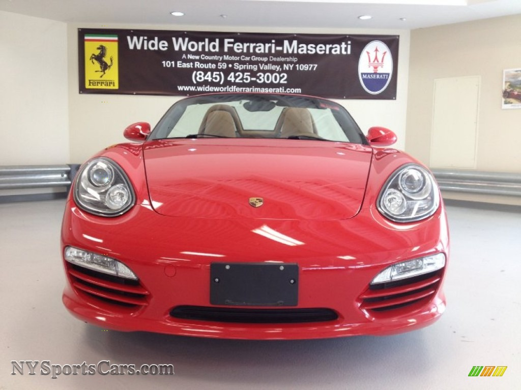 2009 porsche boxster in guards red photo 2 710259 cars for sale in new york. Black Bedroom Furniture Sets. Home Design Ideas
