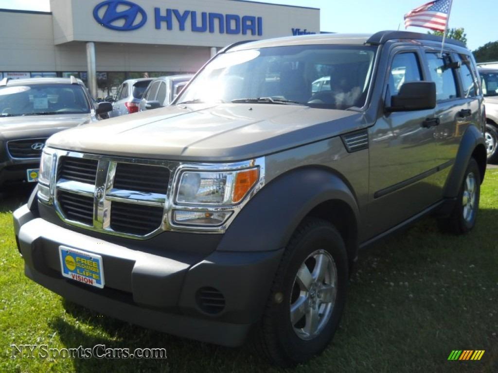 Vision Hyundai Henrietta >> 2007 Dodge Nitro SXT 4x4 in Light Khaki Metallic - 597450 ...