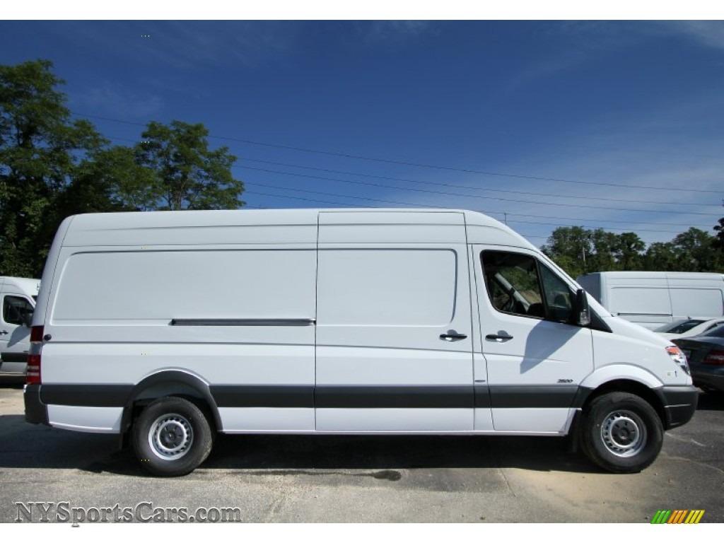 2012 mercedes benz sprinter 2500 high roof cargo van in for Mercedes benz sprinter cargo