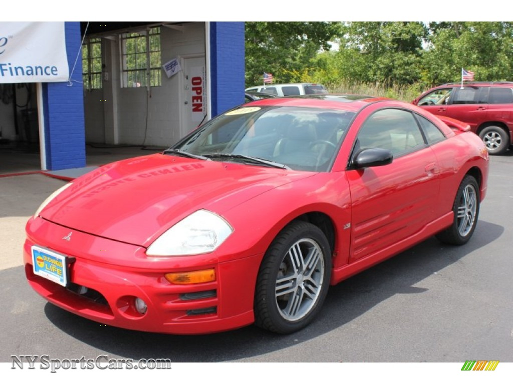 2003 mitsubishi eclipse gts coupe in saronno red 102350 cars for sale in. Black Bedroom Furniture Sets. Home Design Ideas