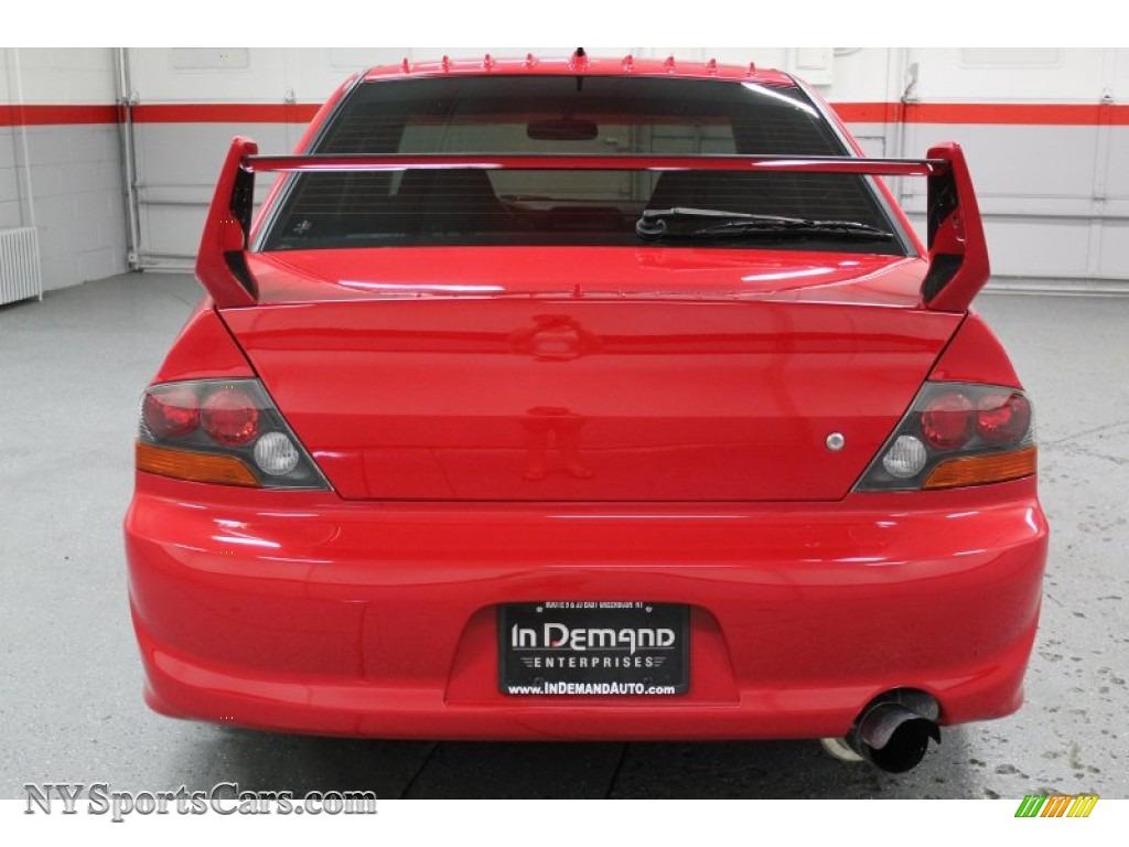 2003 mitsubishi lancer evolution viii in rally red photo 8 095118 cars. Black Bedroom Furniture Sets. Home Design Ideas