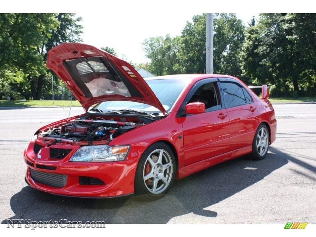 2003 mitsubishi lancer evolution viii in rally red photo 84 095118 cars. Black Bedroom Furniture Sets. Home Design Ideas