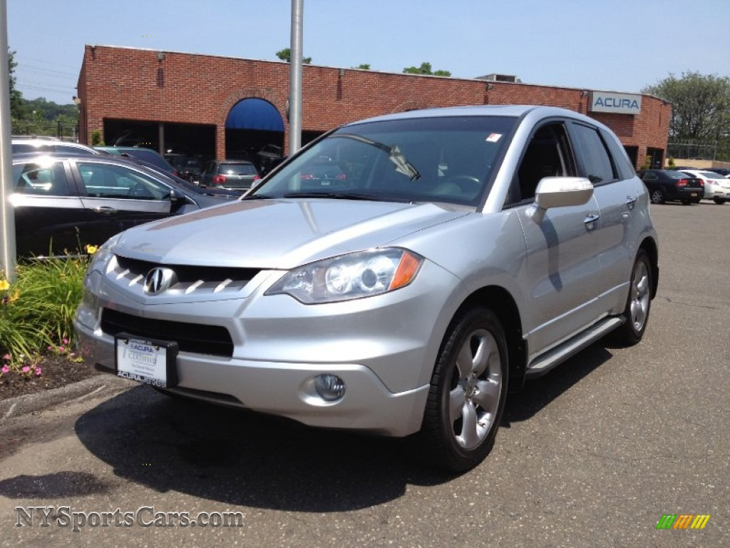 Acura Of Westchester >> 2008 Acura RDX Technology in Alabaster Silver Metallic ...