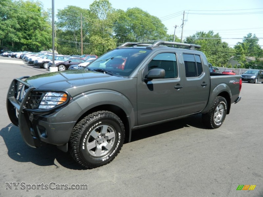 Nissan Rogue Sv Awd 2011 Nissan Frontier Pro-4X Crew Cab 4x4 in Night Armor ...