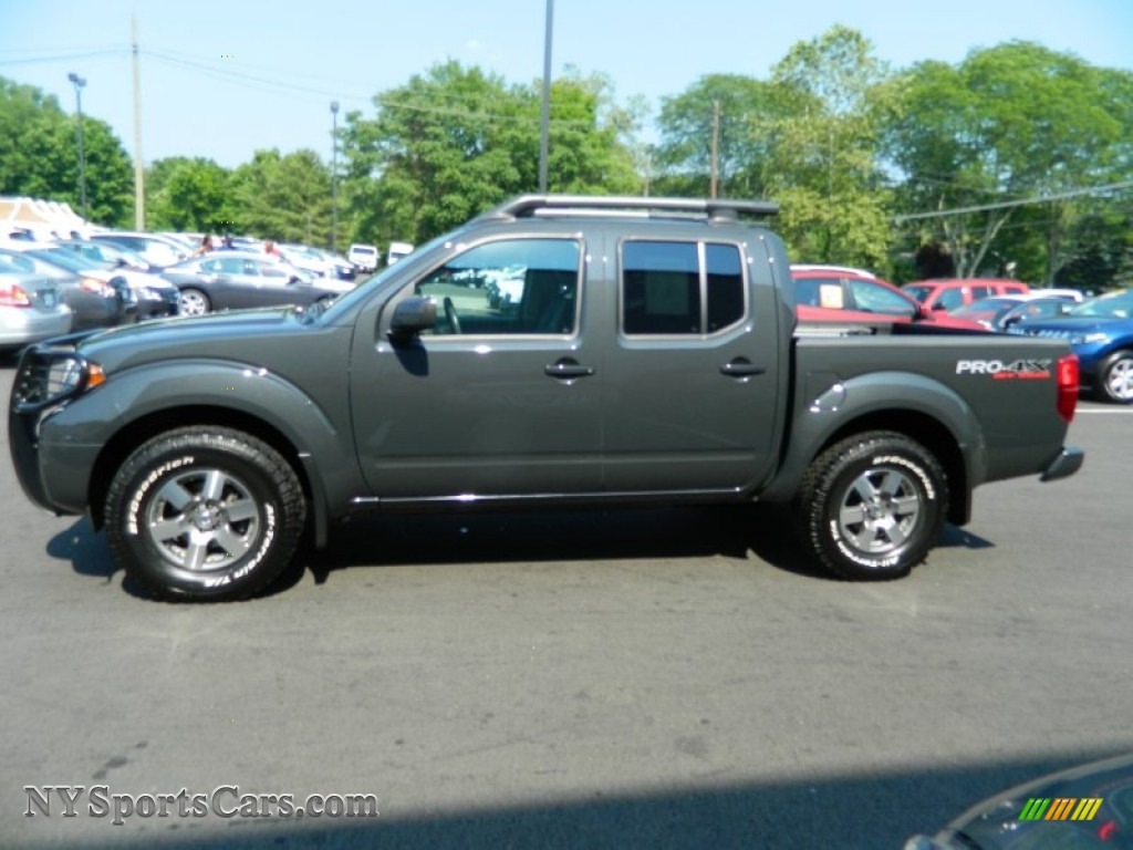 2011 Nissan Frontier Pro 4x Crew Cab 4x4 In Night Armor