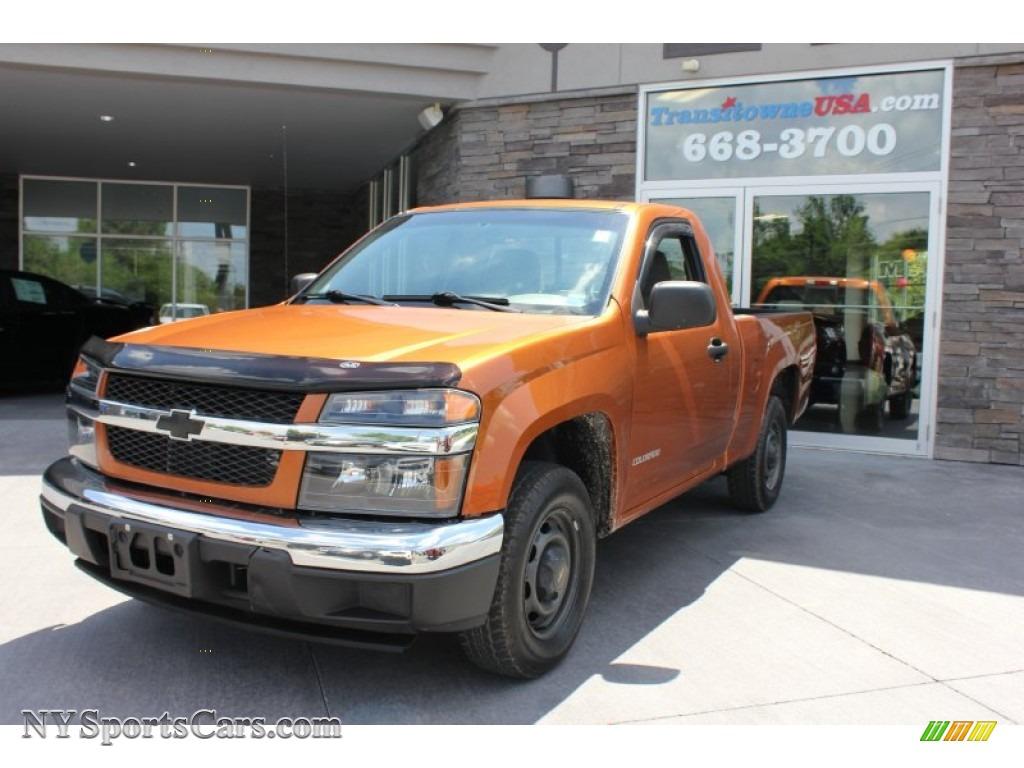Andy Mohr Chevrolet >> Sunburst Orange Chevy Colorado For Sale | Autos Post