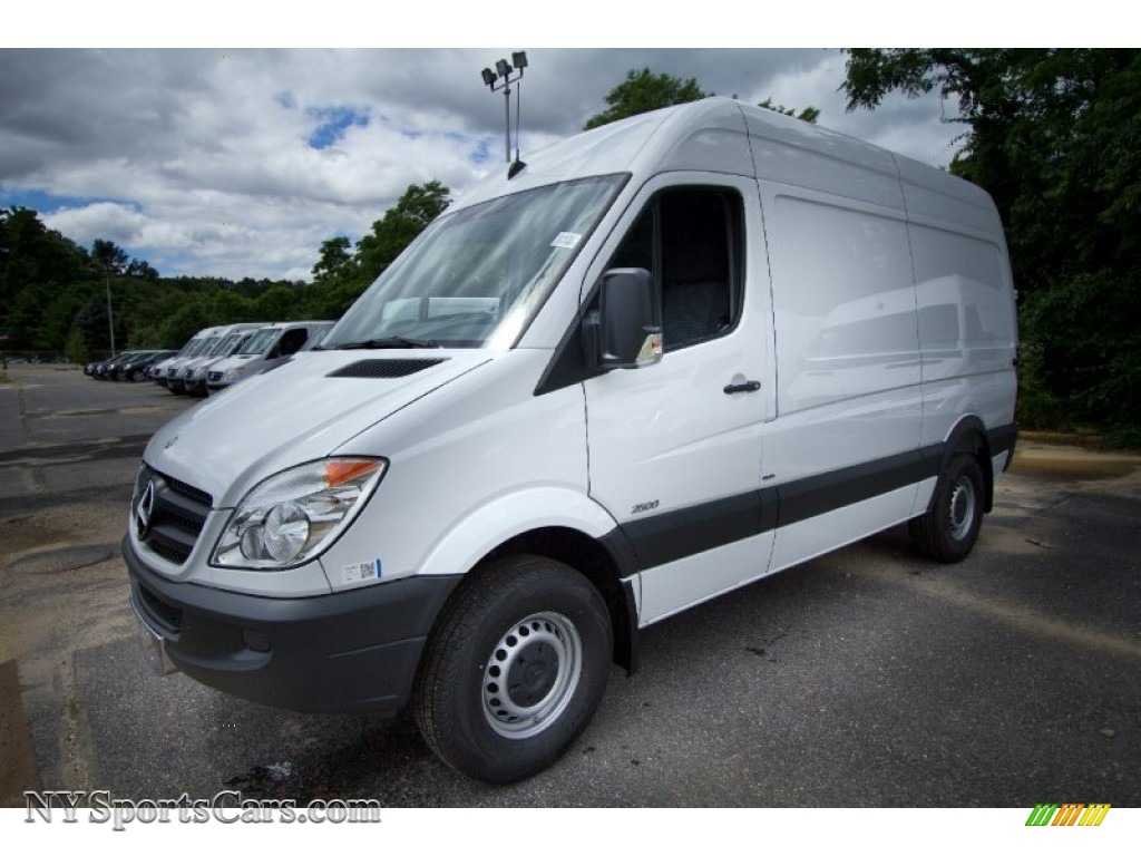 2012 mercedes benz sprinter 2500 high roof cargo van in for Mercedes benz 2500 cargo van