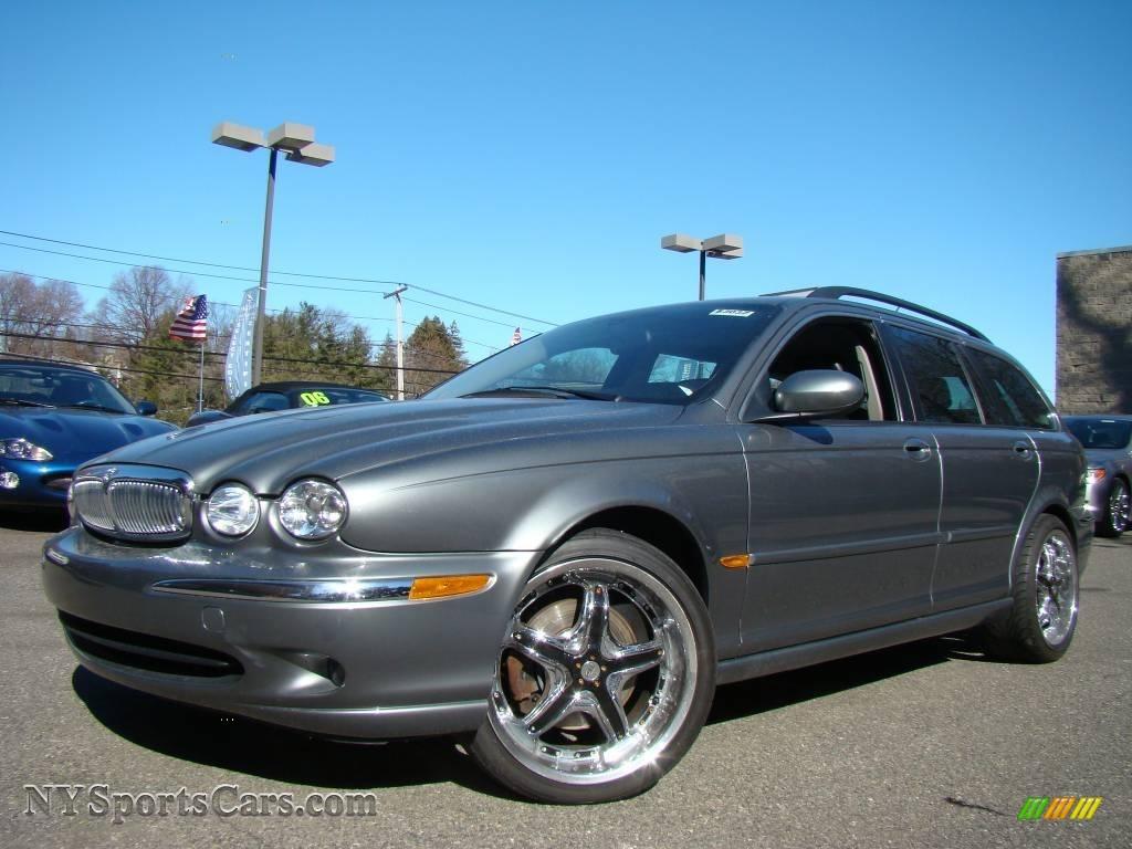 2006 jaguar x-type 3.0 sport wagon in quartz metallic - e94965