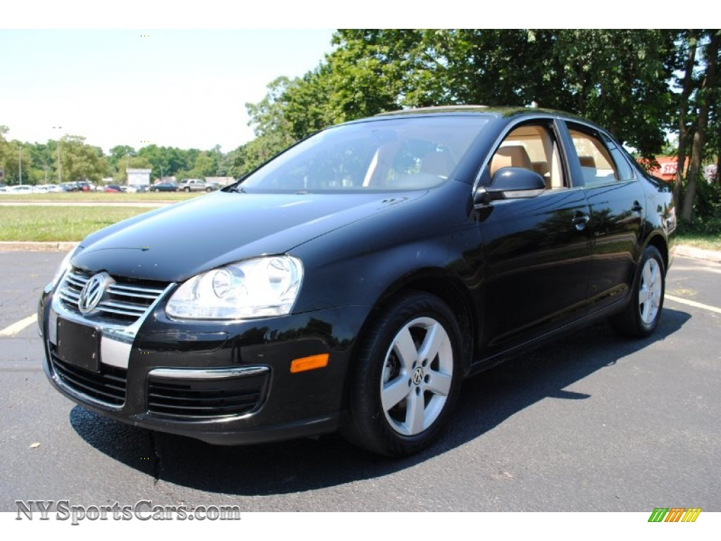 2009 volkswagen jetta se sedan in black uni 130964 cars for sale in new york. Black Bedroom Furniture Sets. Home Design Ideas