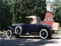 Rolls-Royce Silver Ghost Springfield Picadilly Blue photo #1