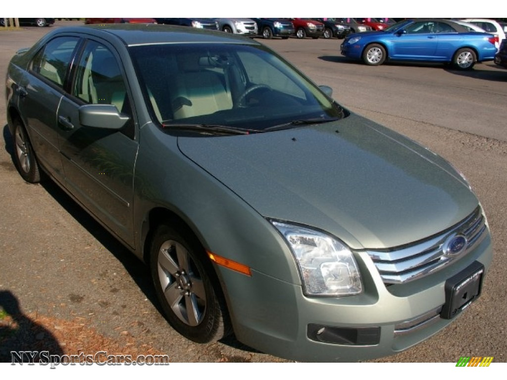 2008 Ford Fusion Se In Moss Green Metallic Photo 10 270142 Nysportscars Com Cars For Sale In New York