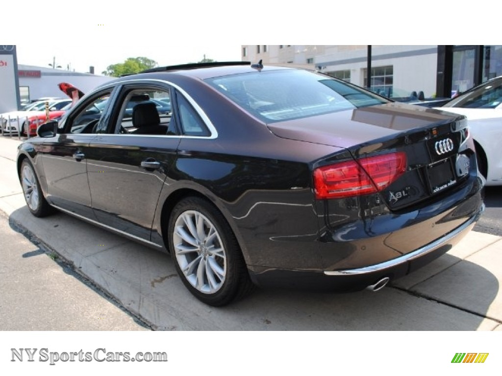 2011 Audi A8 L 4 2 Fsi Quattro In Oolong Grey Metallic