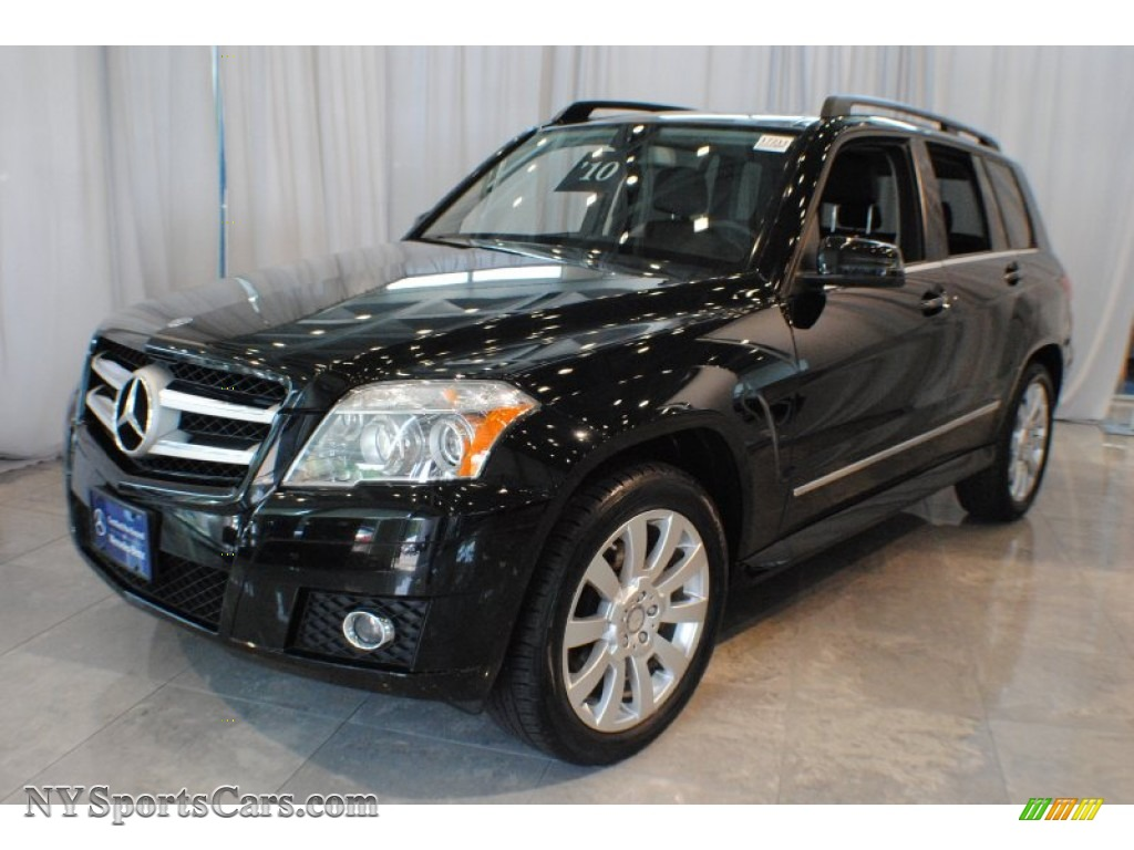 2010 mercedes benz glk 350 4matic in black photo 16 for Mercedes benz northern blvd