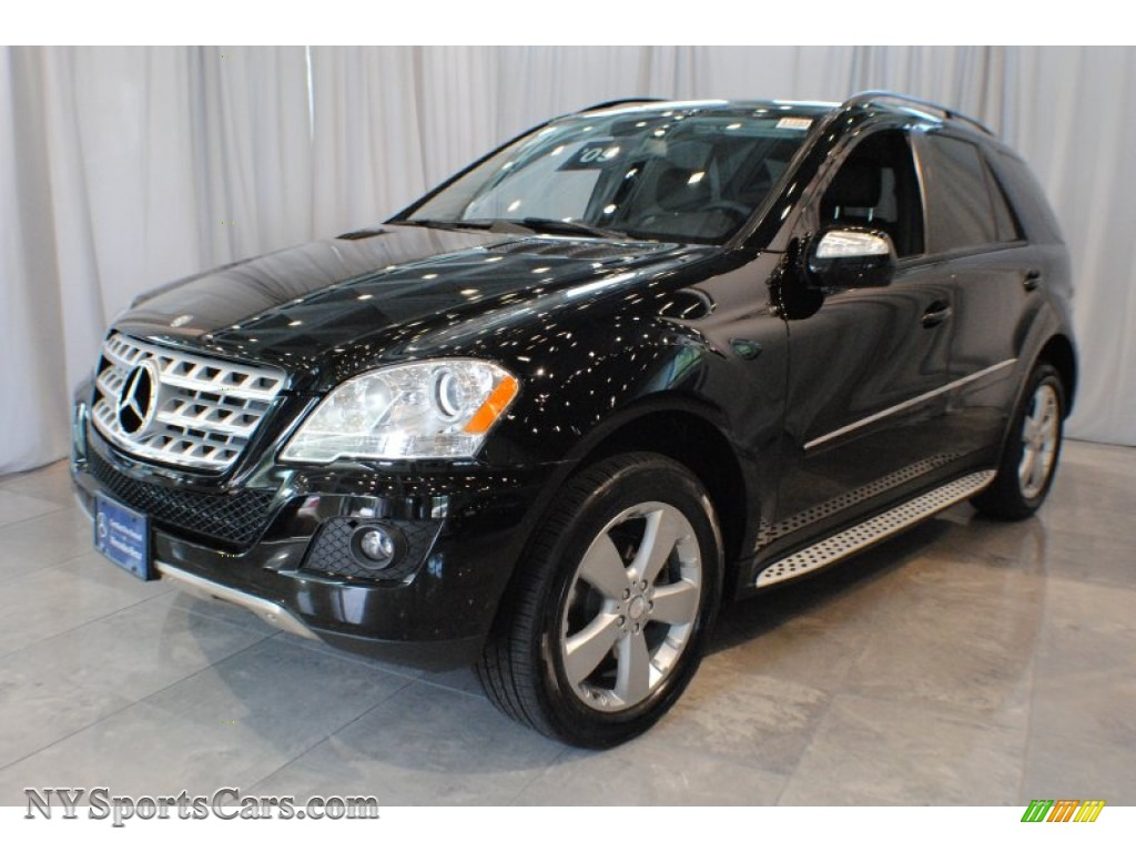 2009 mercedes benz ml 350 4matic in black 529586 for 2009 mercedes benz ml350 4matic for sale