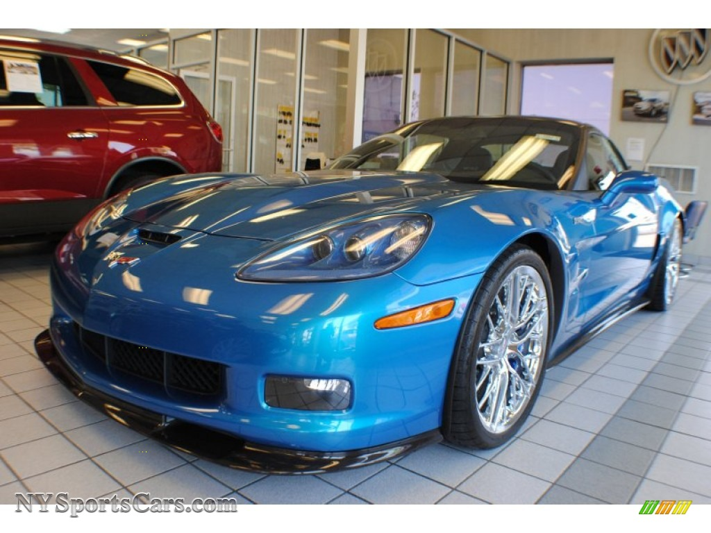 2009 chevrolet corvette zr1 in jetstream blue metallic 800498 cars for. Black Bedroom Furniture Sets. Home Design Ideas