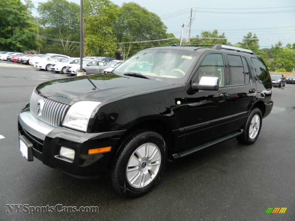 2006 mercury mountaineer premier awd in black j03554 cars for sale in new. Black Bedroom Furniture Sets. Home Design Ideas