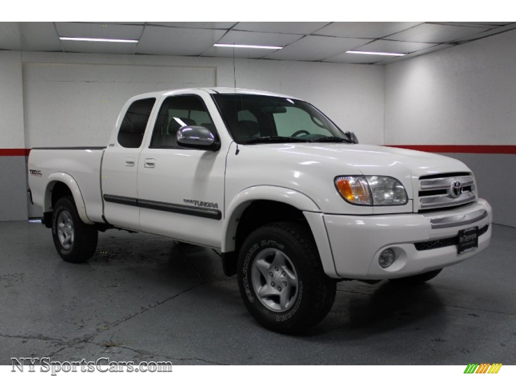 2004 toyota tundra sr5 access cab 4x4 in natural white 455483 cars for. Black Bedroom Furniture Sets. Home Design Ideas