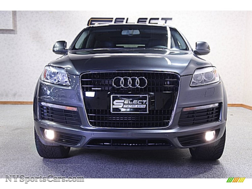 2009 audi q7 4 2 prestige quattro in lava grey pearl effect photo 2 003006. Black Bedroom Furniture Sets. Home Design Ideas