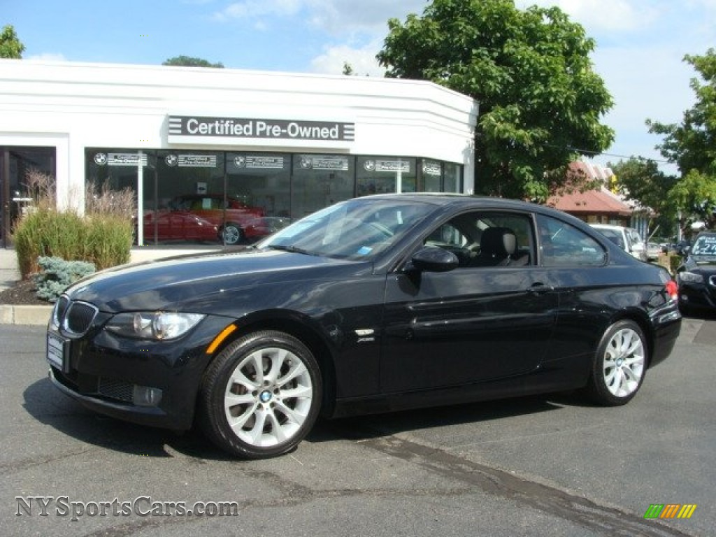 2009 bmw 3 series 335xi coupe in black sapphire metallic 269869 cars for. Black Bedroom Furniture Sets. Home Design Ideas