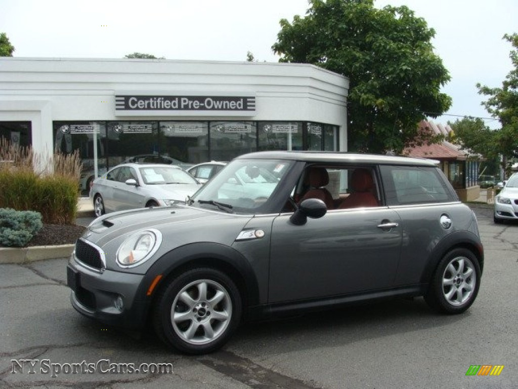 2007 Mini Cooper S Hardtop In Dark Silver Metallic
