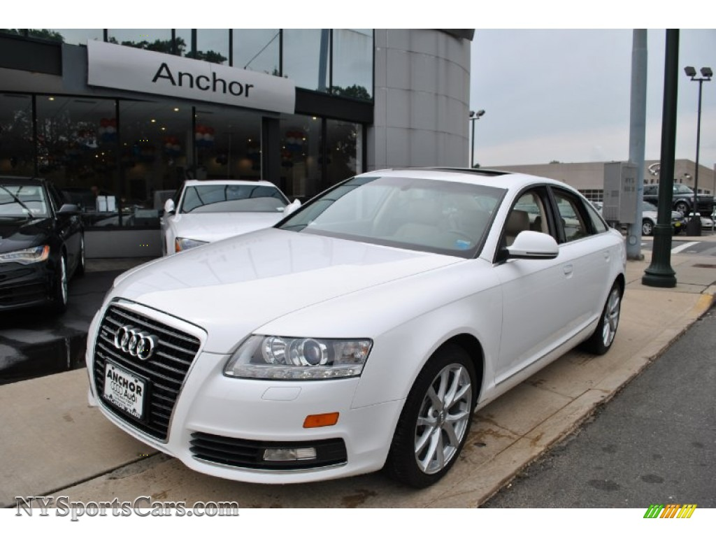 2009 audi a6 3 0t quattro sedan in ibis white photo 12 031128 cars for. Black Bedroom Furniture Sets. Home Design Ideas