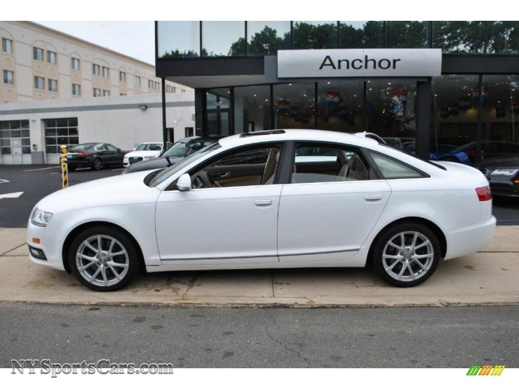 2009 audi a6 3 0t quattro sedan in ibis white photo 3 031128 cars for. Black Bedroom Furniture Sets. Home Design Ideas