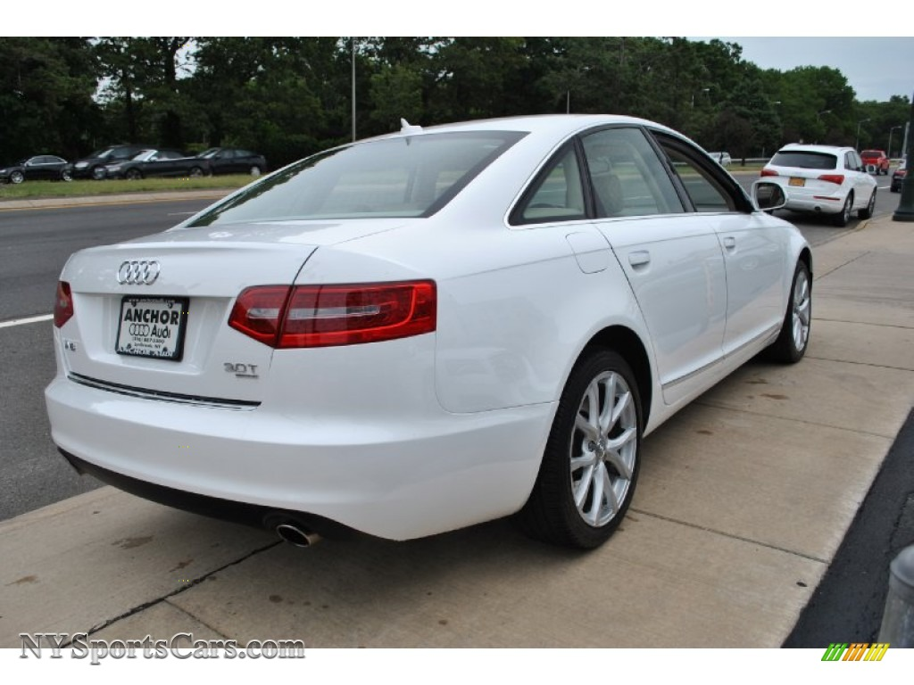 2009 audi a6 3 0t quattro sedan in ibis white photo 6 031128 cars for. Black Bedroom Furniture Sets. Home Design Ideas