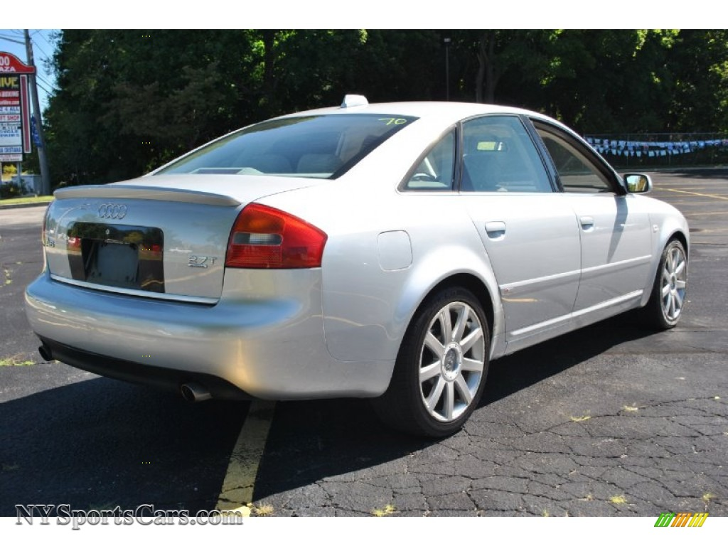 2004 Audi A6 2 7t S Line Quattro Sedan In Dolphin Grey