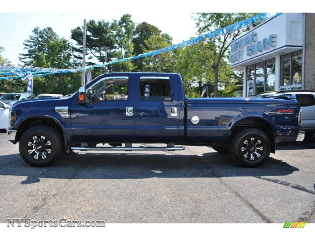 2014 F250 Blue TruckTough