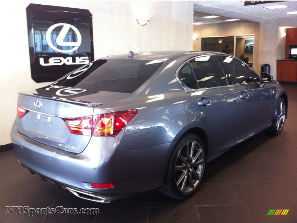 2013 lexus gs 350 awd f sport in nebula gray pearl photo 2 000800 cars. Black Bedroom Furniture Sets. Home Design Ideas
