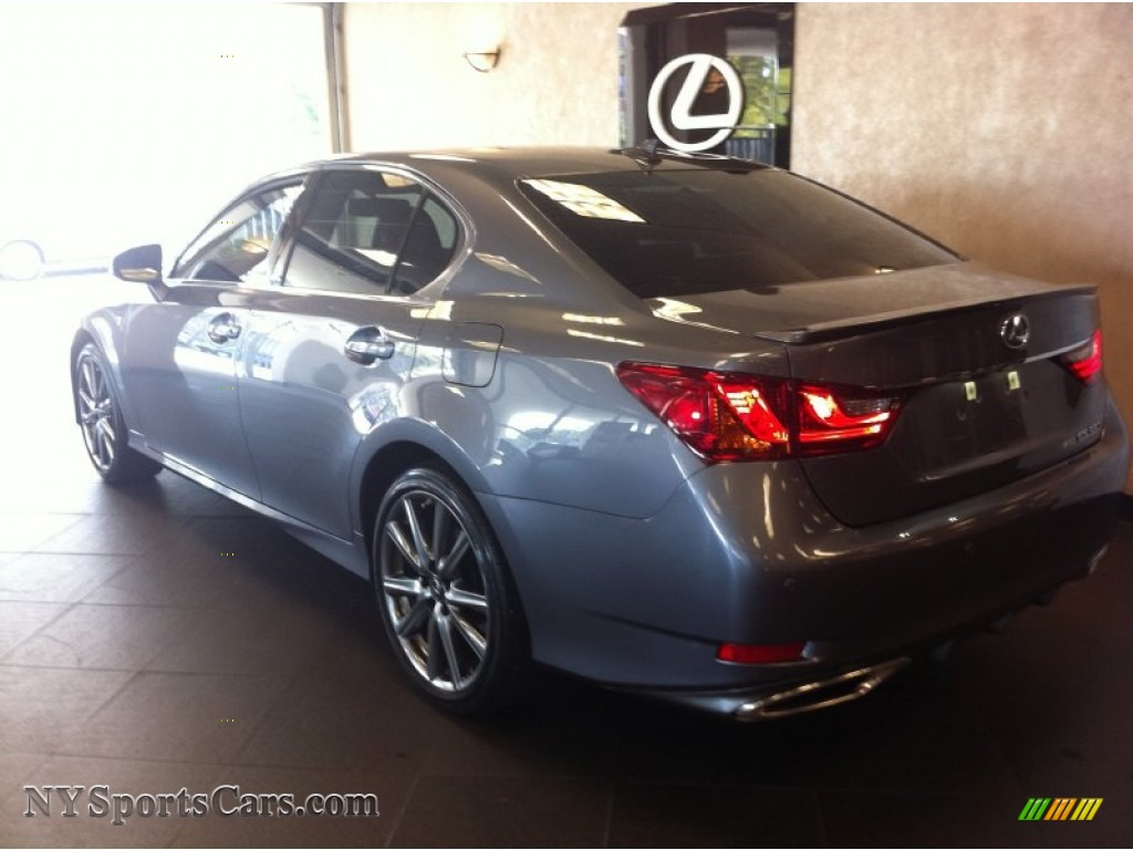 2013 lexus gs 350 awd f sport in nebula gray pearl photo 4 000800 cars. Black Bedroom Furniture Sets. Home Design Ideas