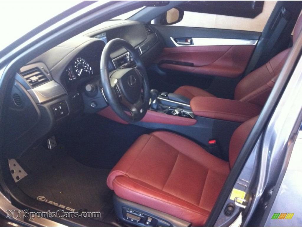2013 Lexus Gs 350 Awd F Sport In Nebula Gray Pearl Photo