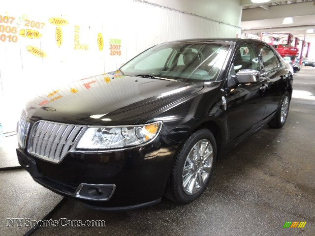 2010 lincoln mkz awd in tuxedo black metallic 655864 cars for sale in new. Black Bedroom Furniture Sets. Home Design Ideas